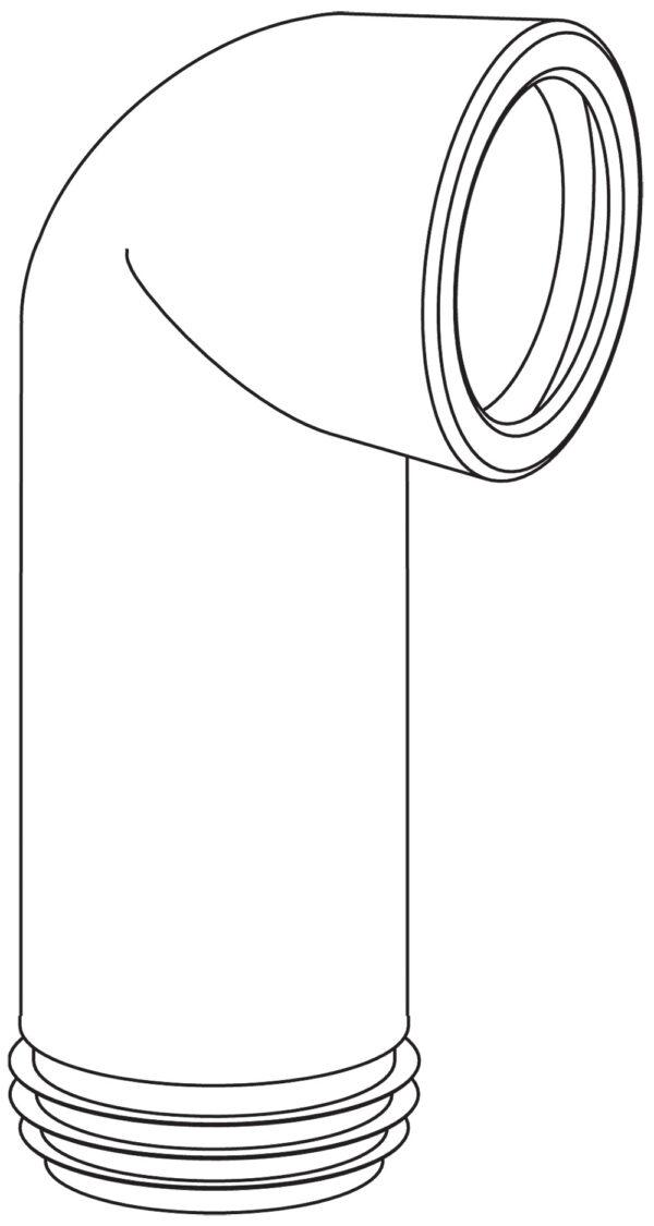 WC öblítő cső 303E
